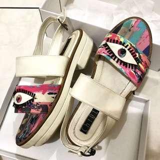 Chiel Shoes Eye Sandal