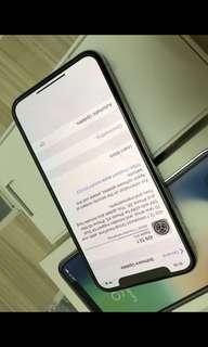 IPHONE X 64gb white ( MY SET )
