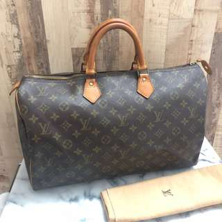 9ee4f2301a  499 final price 💯 LV Speedy 45