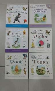 All About Pooh & Friends Series
