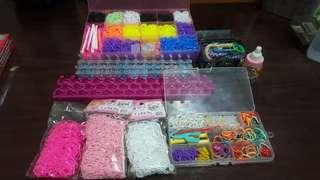 Loombands - Complete Set (price negotiable)