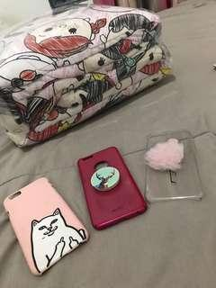 case iphone 6 take all 60k (1 pcs 35.000)