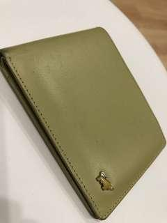 Braun Buffel Wallet green