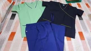 Nanny, Yaya, Assistant's Uniform / Scrub Suit