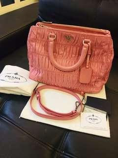 38e08551b07 prada bag authentic used   Bags   Wallets   Carousell Singapore