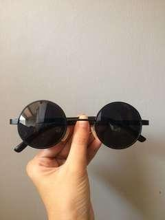Preloved Kacamata Ray Ban hitam