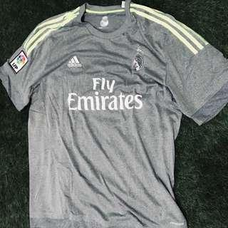 Brand New Authentic Real Madrid 15/16 Away Jersey