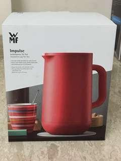 WMF red impulse Jar for hot water