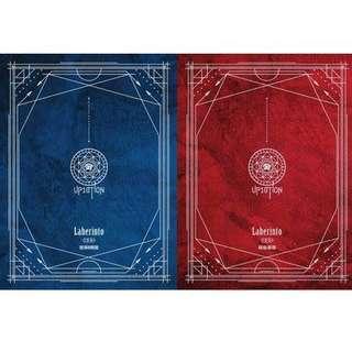 (Version Choice) UP10TION - Laberinto | 7th Mini Album | Album | PO