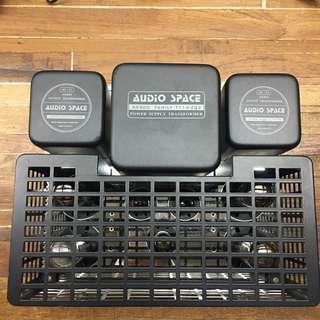 Audio Space AS900(真空管綜合放大器)