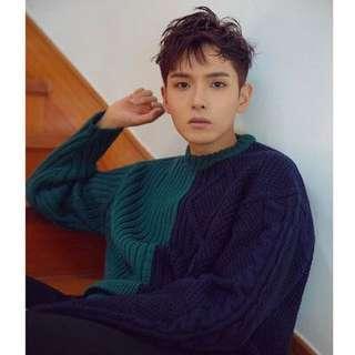 Ryeo Wook (Super Junior) - Drunk on Love | 2nd Mini Album | Album | PO
