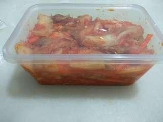 Homemade kimchi 600g