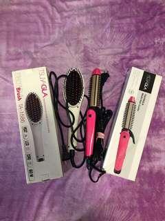Tsuyagla Hair curler and styling tool