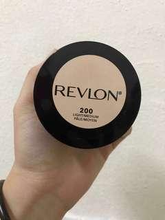 Revlon loose finishing powder