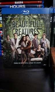 Pre-loved Original Beautiful Creatures Blu Ray Bluray
