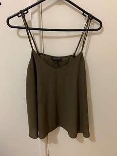 TOPSHOP camisole
