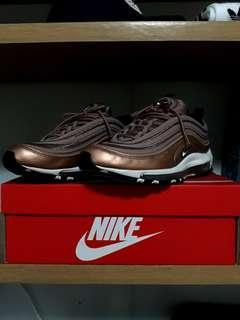 WTT US10 Nike Air Max 97 Bronze / Desert Dust