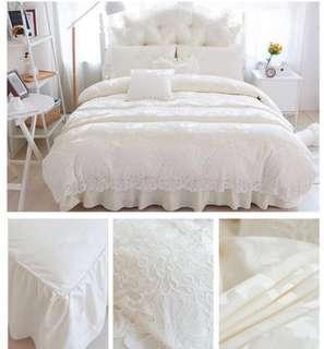 Korean Princess Wedding /Engagement Bedding set