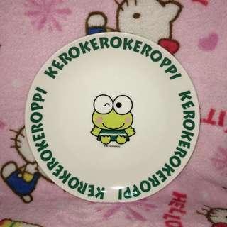 Keroppi 19cm Ceramic Plate