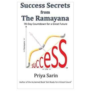 Success Secrets from the Ramayana: 70-Day Countdown for a Great Future (International Edition)