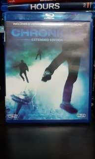 Pre-loved Original Chronicle Blu Ray Bluray