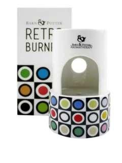 Retro Ceramic Essential Oil Burner from Hysses
