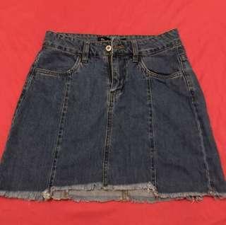 Factorie high waisted skirt