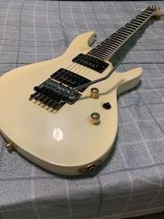 ESP Edwards E-HR-145iii Pearl White (MIJ)