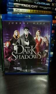 Pre-Loved Original Blu Ray Dark Shadows.