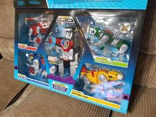 Playmates Classic Legendary Voltron 84 Bix Set with Sounds