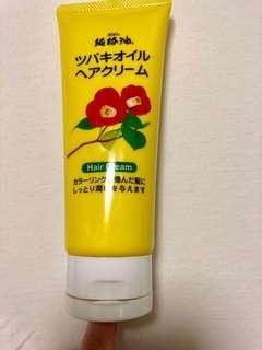 純椿油 免沖洗護髮膜