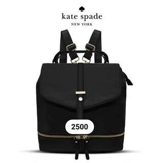 Kate Spade Black Bag Pack