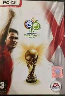 Video Game - FIFA World Cup-Germany 2006 (EA Sports)