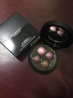 mac MAC eyeshadow 4色眼影