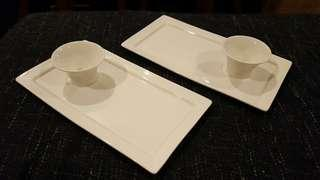 Symphony Serving Plates (Pre-loved)