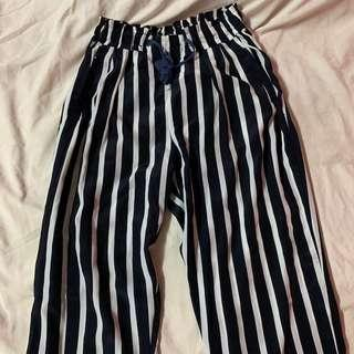Zara Stripes Pants