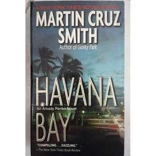 Havana Bay by Martin Cruz Smith #TGV3