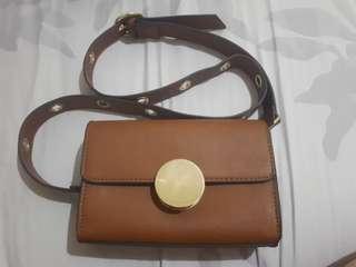 (USED) CHARLES & KEITH - Sling Bag