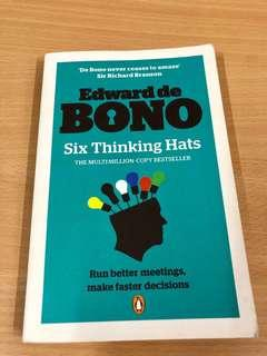 Edward de Bono - Six Thinking Hats
