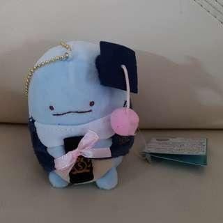 🚚 Graduation Tokage Sumikko Gurashi Plushie Bag Accessory