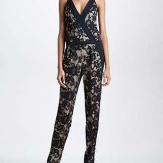Gorgeous and brand new DVF jumpsuit on sale!