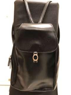 #sellfaster Philippe Charriol leather backpack