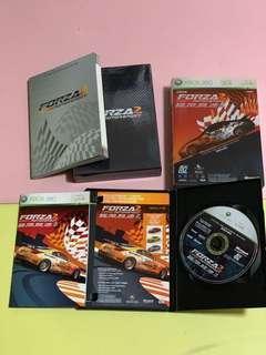 Xbox 360 game FORZA 2 限量珍藏版