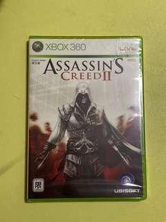 Xbox 360 Game Assassin creed II, Kingdom under fire circle of doom, 劍魂二