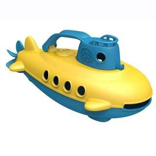 Green Toys Submarine (Blue Top)