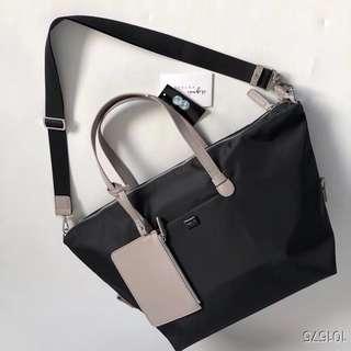 🚚 Agnes b 兩用包 托特包 媽媽包 行李袋 上班上課