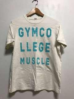 Gym College Tshirt