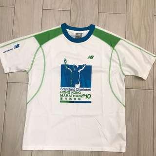 渣打馬拉松比賽跑衫(2010)