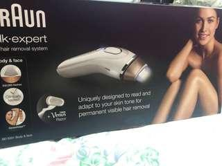 CHEAPEST ON CAROUSELL** Braun IPL Hair Removal - BD5001