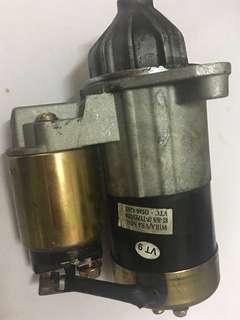 Wira Vr4 starter high speed doube gear